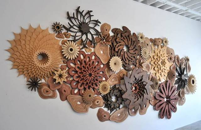 Crafty Hands Can Turn Wood Into Just About Anything!