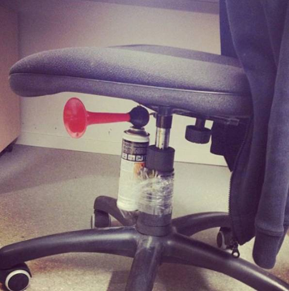 Pranks Are Great No Matter If It's April Fools Or Not!