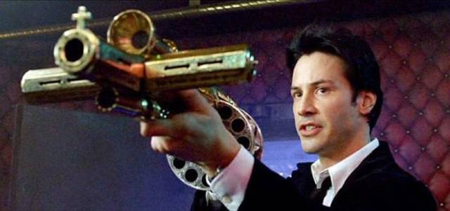 Famous Guns We Saw In The Famous Movies