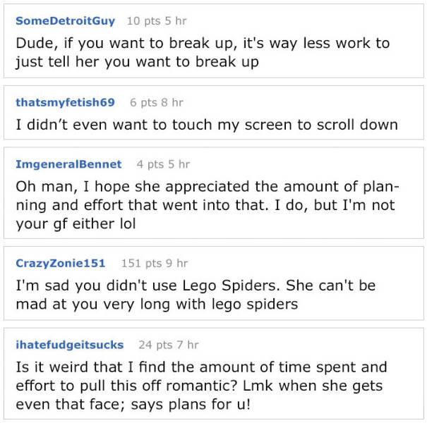 How To Prank Your Girlfriend If She's Arachnophobic…