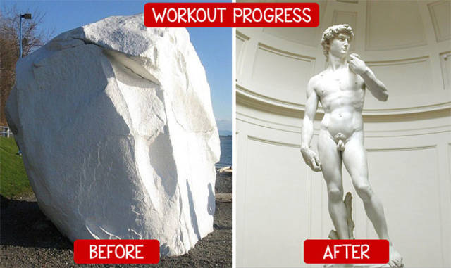 When The Main Thing Is Progress, No Matter Which Kind Of Progress…