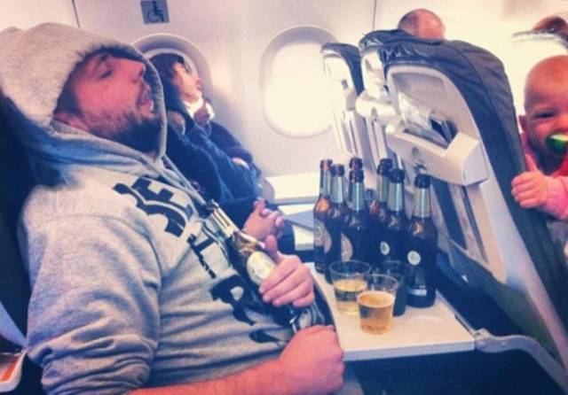 Who Knew That Traveling Could Be This Hard…