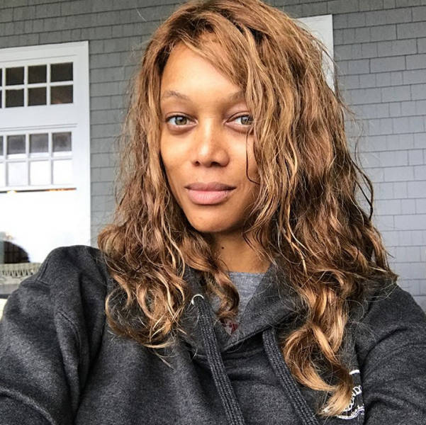 Some Celebrity Women Are Not Afraid To Show Themselves Without Make Up