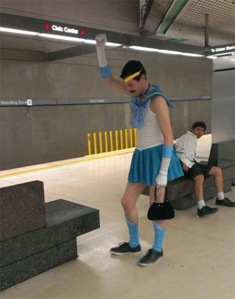 The Punniest Cosplays Out There!