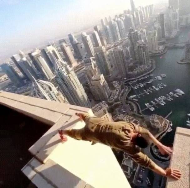 If You Don't Know How Vertigo Feels – Here It Comes