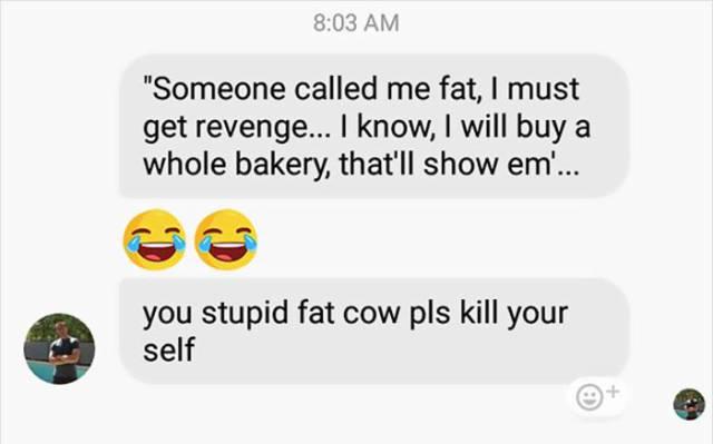 She Got Fat-Shamed By A Complete Stranger, But Came Back Instantly