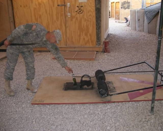 Soldiers Gotta Have Fun In Their Spare Time