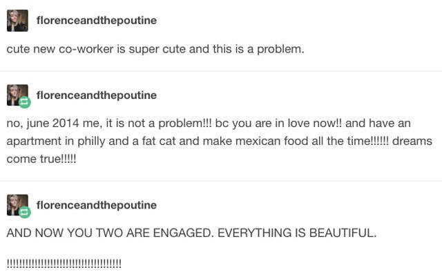 Tumblr Can Be A Constant Source Of Positivity