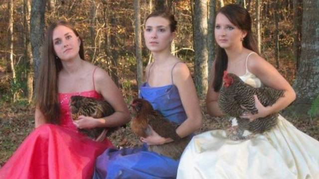 Prom Pics Are Always…You Know…Special