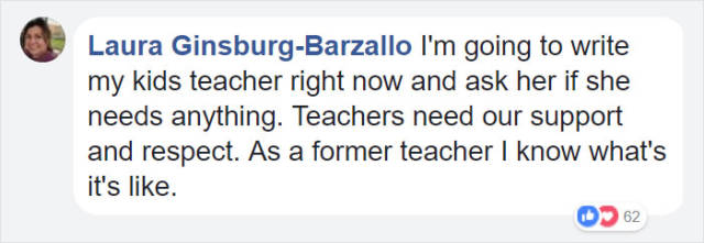 American Teacher Lets It All Out Before She Leaves Her Job Forever