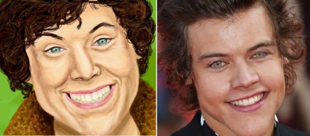 If Horrible Fan Art Could Actually Change Reality