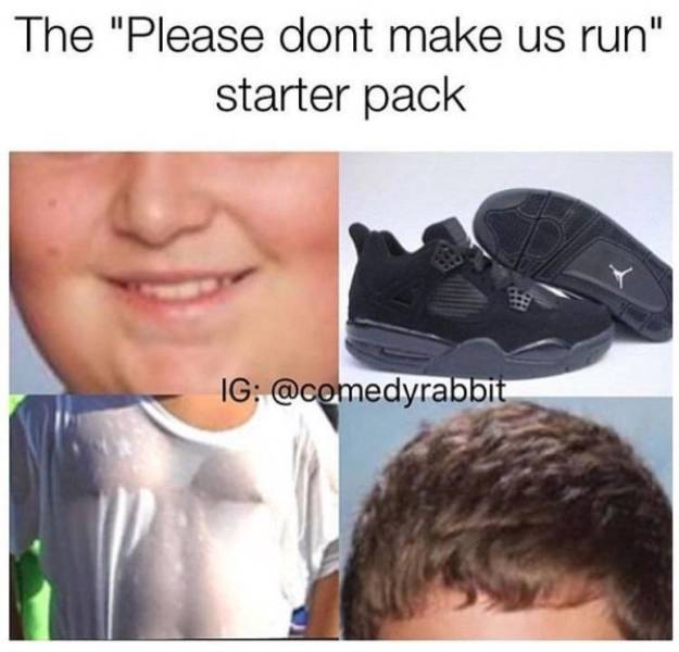 Starter Pack To Be Ready For Anything