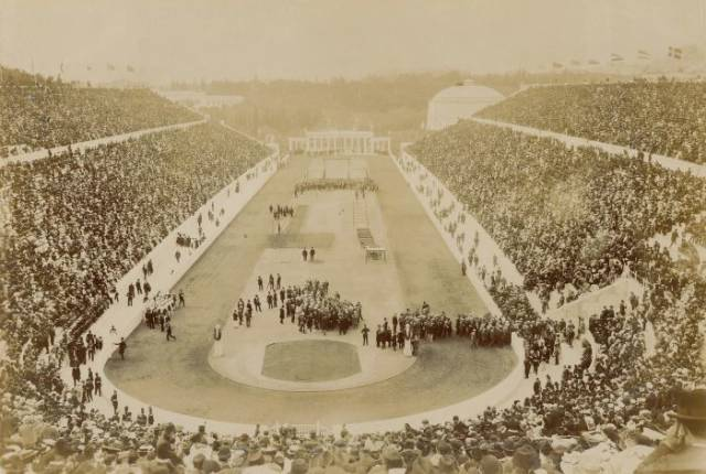 A Look Back On The Olympics Of The Past