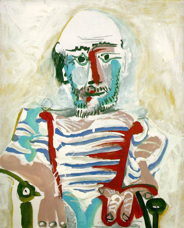 These Self Portraits Show The Evolution Of Picasso's Genius From Age 15 To 90
