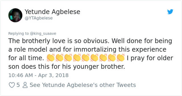 Man Helps Younger Brother With Epic First Date In Viral Twitter Thread
