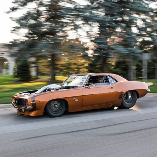 Some Of The Most Stylish Muscle Cars Up To Day