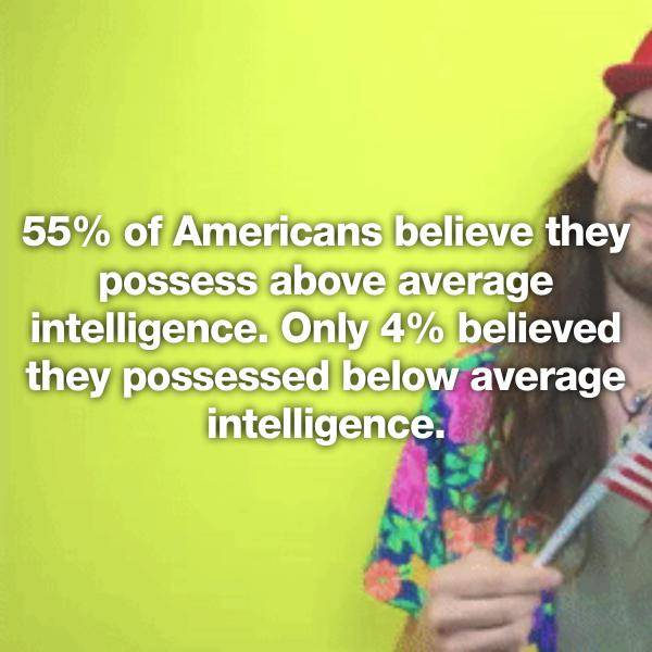 Some Unexpected Statistics To Keep You Smart