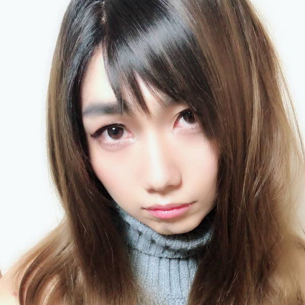 A Shocking Reveal About This Long-Haired Japanese Cutie