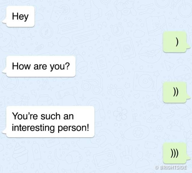 Hilarious Random Messaging Responses Ever
