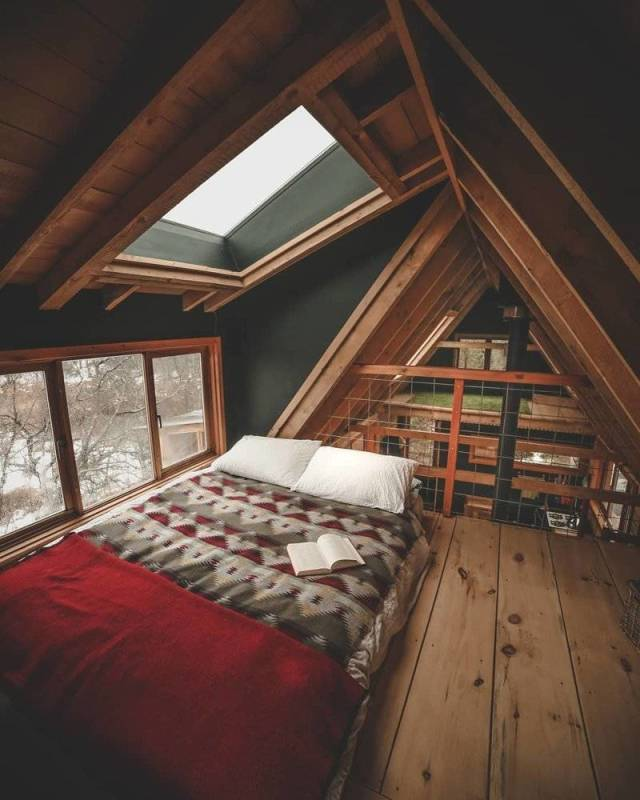 Coziest Wooden Houses