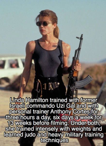 Exciting Facts About The Second Terminator Movie