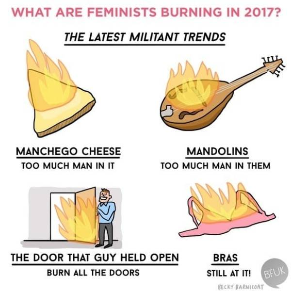 Here Are Some Feminist Memes For Your Female Friends