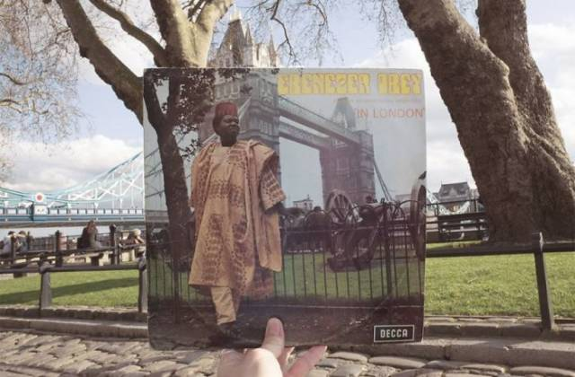 The Dedicated Photographer Recreates These Reggae Vinyl Covers In Real Life