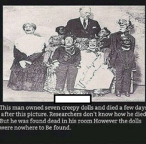 Creepy Stories To Make Your Blood Run Cold