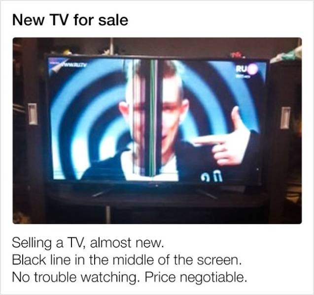 These People Show How To Properly Advertise If You Want To Sell Something