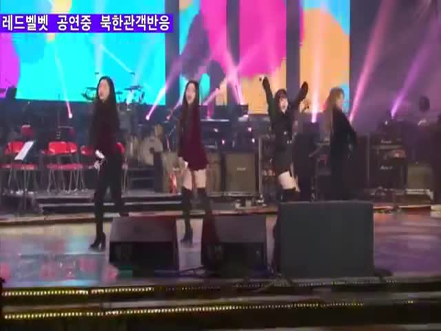 North Korea's Citizens Shocked Reaction At The South Korean K-Pop Band Performance
