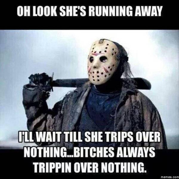 Horror Movies Gave Us Thses Chilling Memes 29 Pics