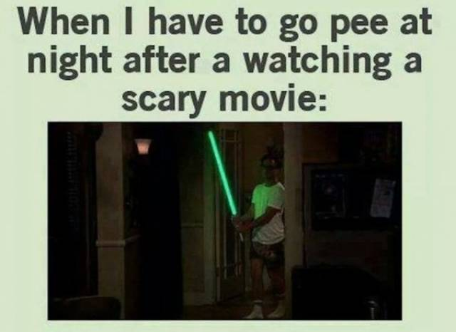 Horror Movies Gave Us Thses Chilling Memes