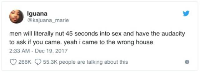Sex Tweets And Memes That Are Hard Not To Laugh Out Loud At