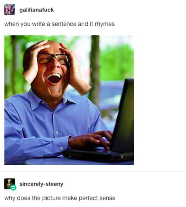 Snarky Posts From Tumblr Are A Form Of Art
