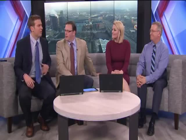 Weather Guy Payback Rant At His Colleagues