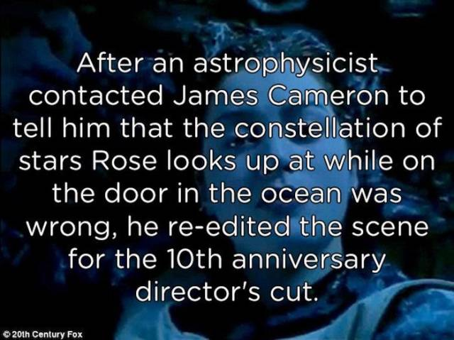 Great Movie Facts For Your Entertainment