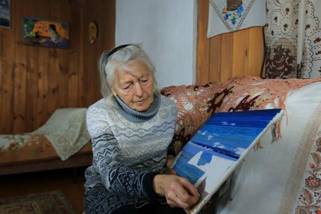 This Siberian 76 Year Old Grandma Is A True Badass