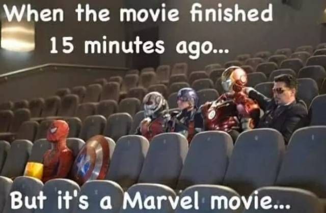 Best And Hilarious Memes For All The Marvel Fans Out There