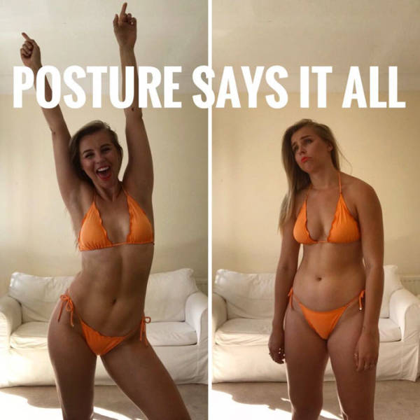Blogger Edits Her Snaps To Suit Body Shamers' Ideals And The Results Are Absolutely Terrifying
