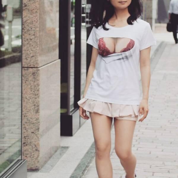 Kinky T-Shirts With A Twist