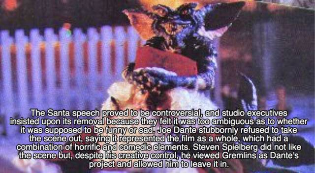 "Tiny Facts About ""Gremlins"""