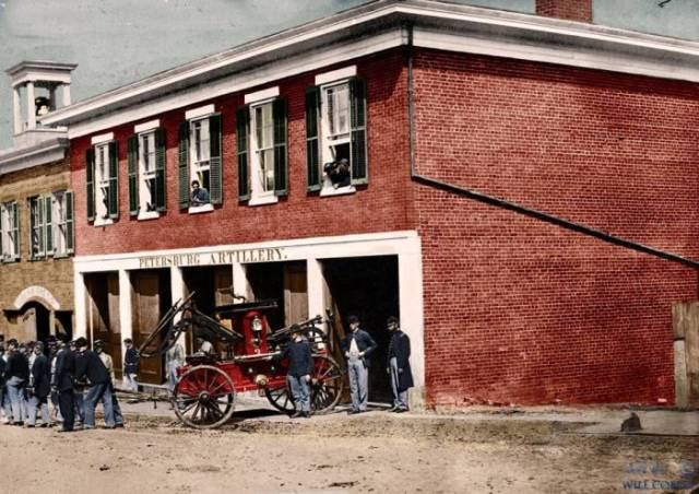 Old America Looks Mesmerizing In Color