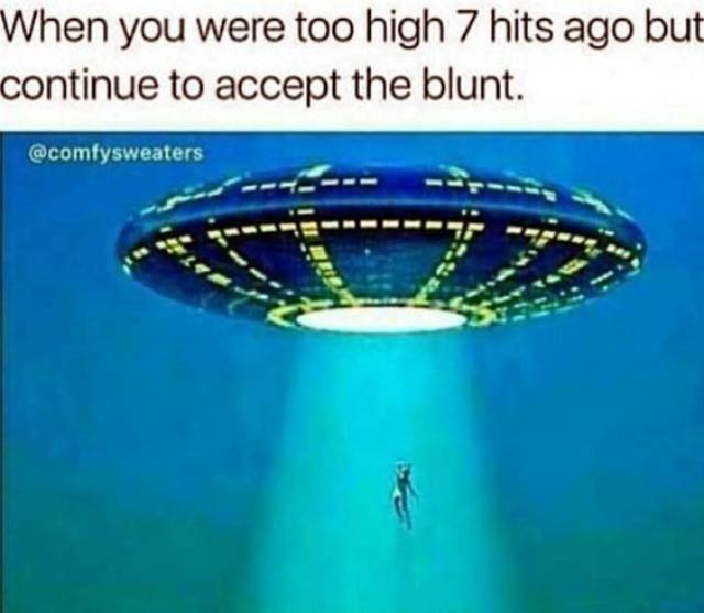 Stoner Memes That Are High AF