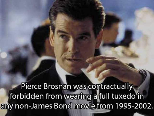 Movie Facts That Are Not Scripted, Telling You