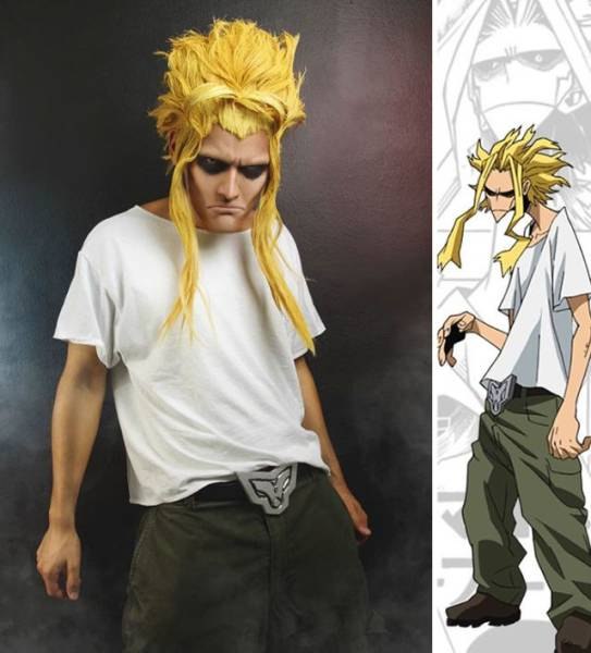 This Cosplayer Is Like On The Next Level Of Cosplay