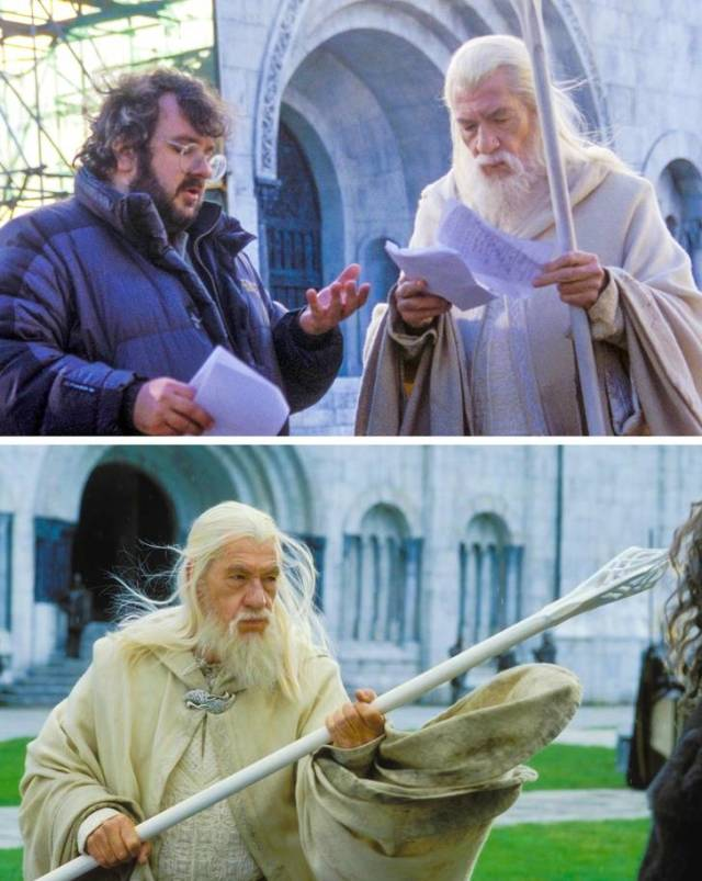 These Are The Tricks That Were Used By Directors Of Our Favorite Movies
