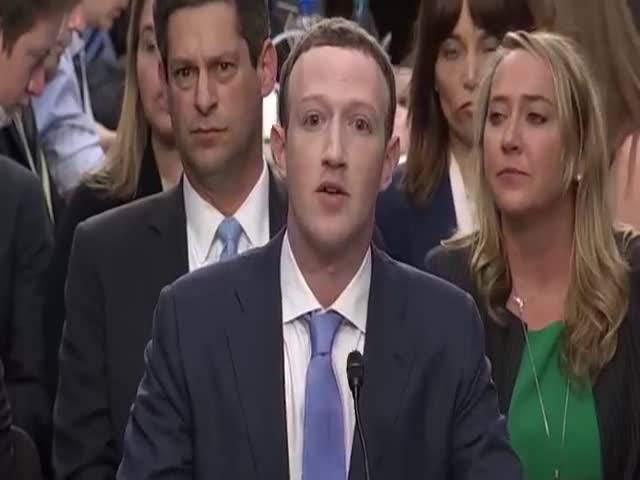 This Is What Actually Happened At Zuckerberg's Interrogation