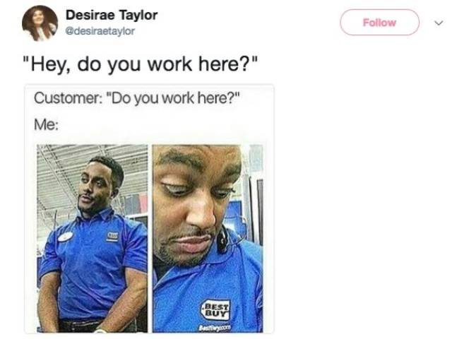 Only The Strongest Survive Working In Retail