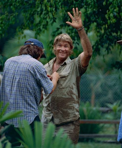 Let's Once Again Prove That Steve Irwin Deserves His New Star On Hollywood Walk Of Fame