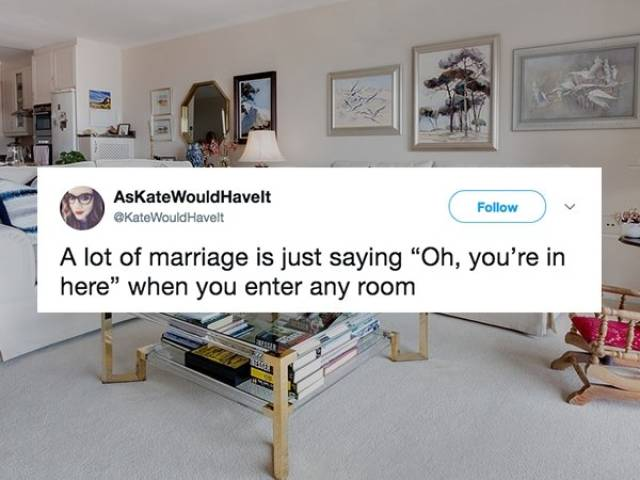 Marriage Is Always Somewhat Special